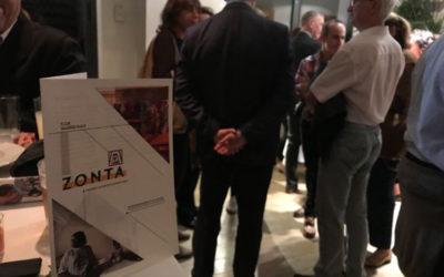Zonta organiza un cóctel benéfico para mejorar la posición de la mujer
