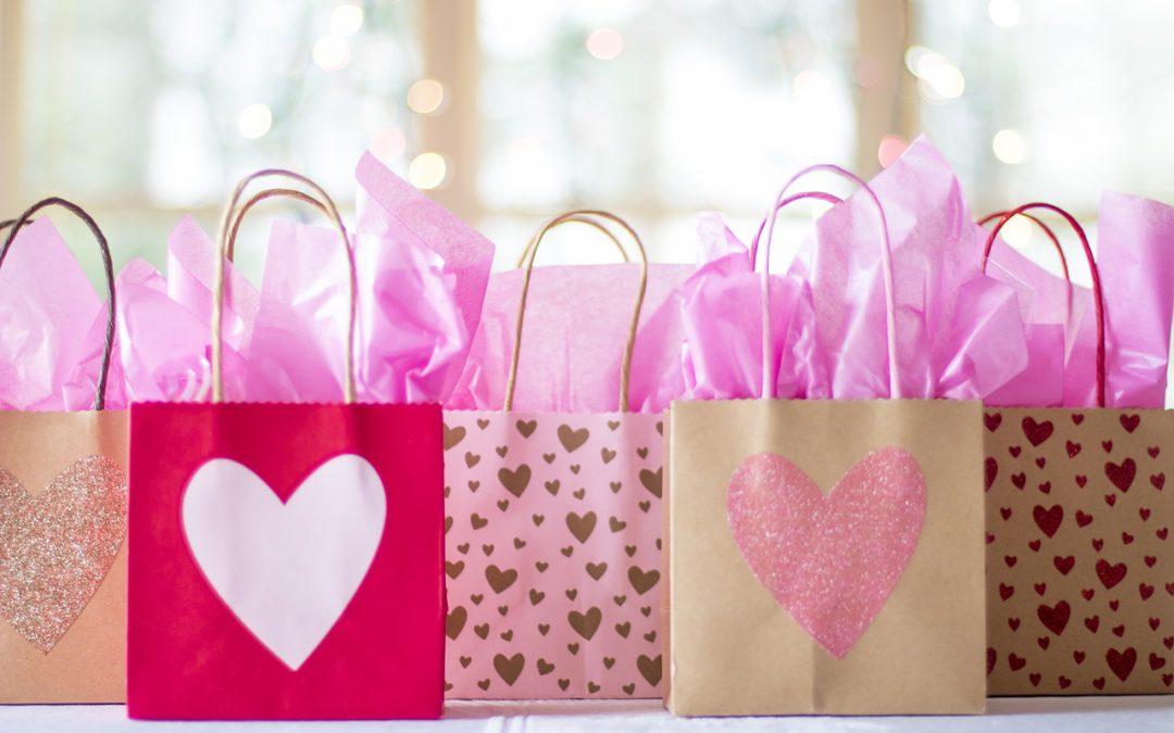 San Valentín, el negocio del amor