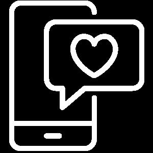 Un emailing de fidelización para San Valentín